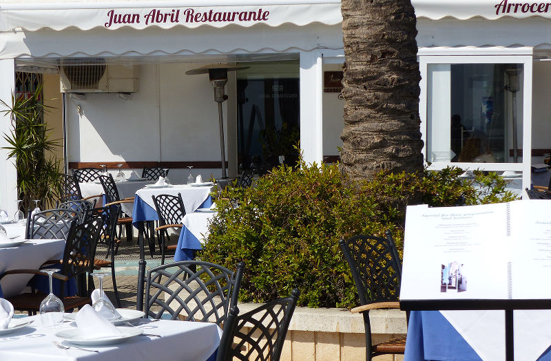 Restaurante Alicante Juan Abril - Inicio - Nuestra casa, su casa