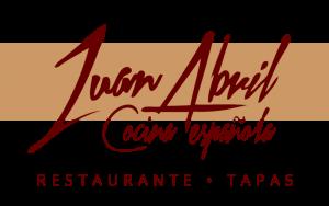 Restaurante Alicante Juan Abril - Logo Completo