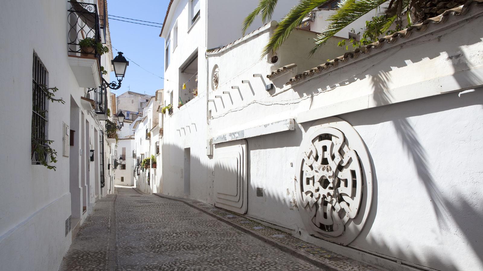 Restaurante Alicante Juan Abril - Nuestro entorno - Altea - Casco antiguo