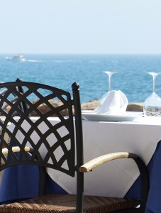 Restaurante Alicante Juan Abril - Nuestra casa, su casa - Terraza al mar