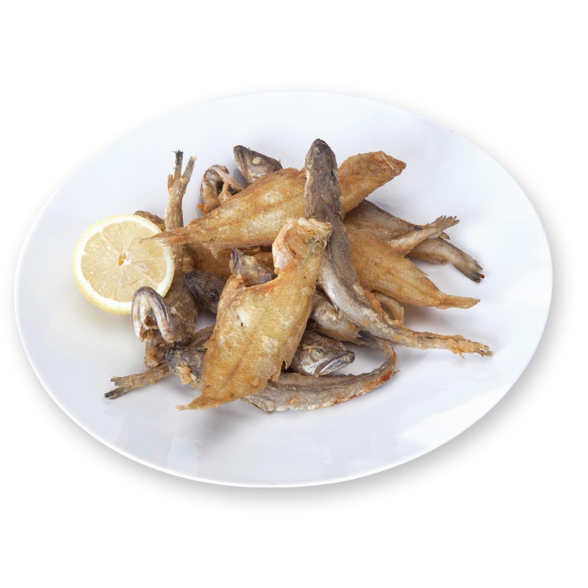 Restaurante Alicante Juan Abril - Platos - Fritura de pescado