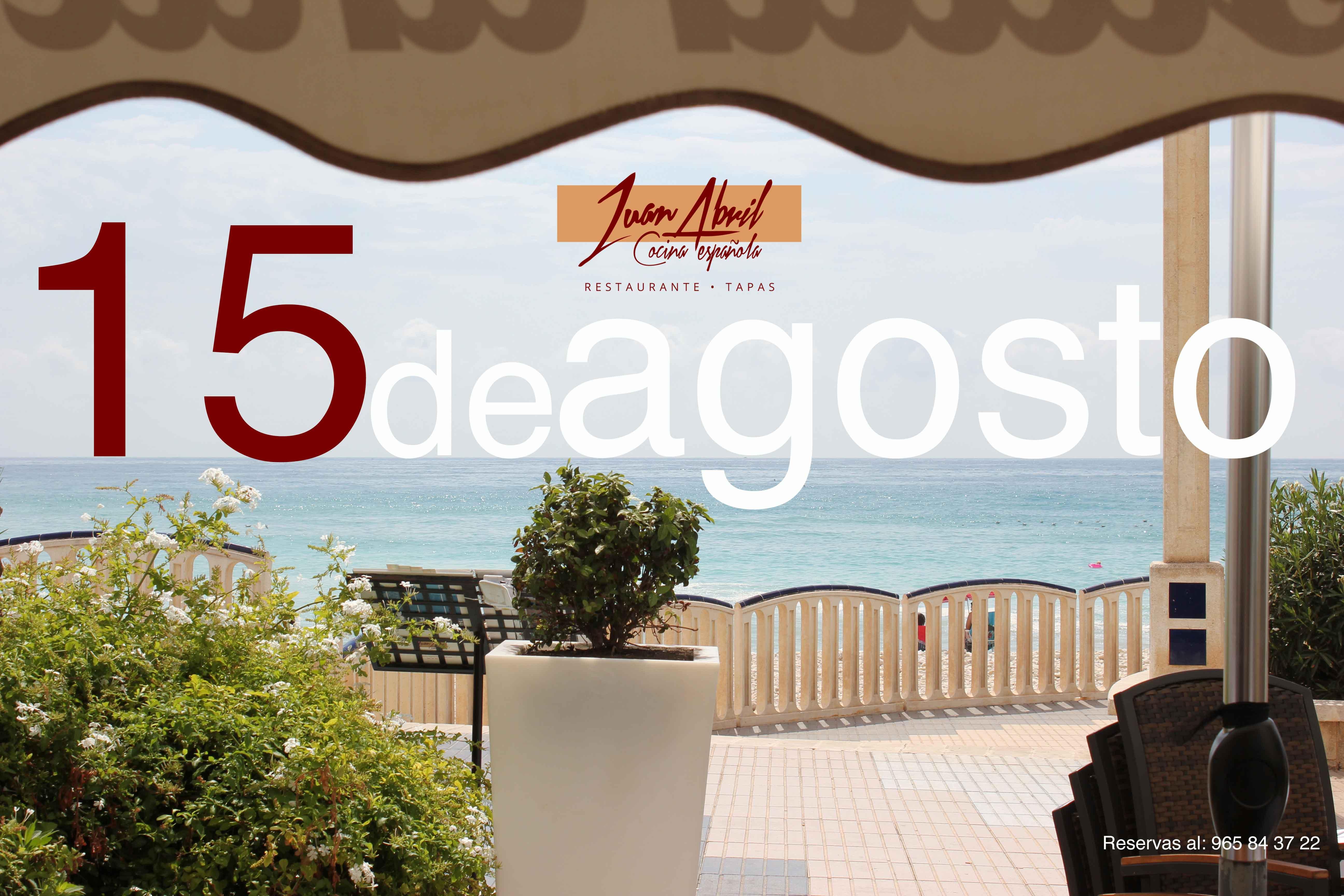 Cosas que hacer el 15 de agosto en Altea, ferias de arte, mercados artesanales y buena gastronomía en Juan Abril