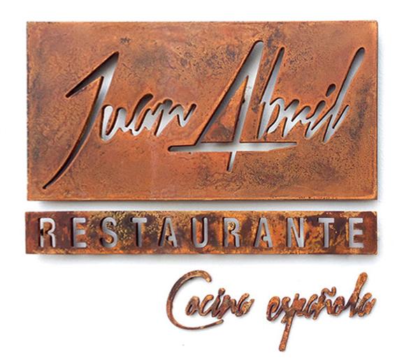 Restaurante Alicante Juan Abril - Nuestra casa, su casa - Fachada restaurante
