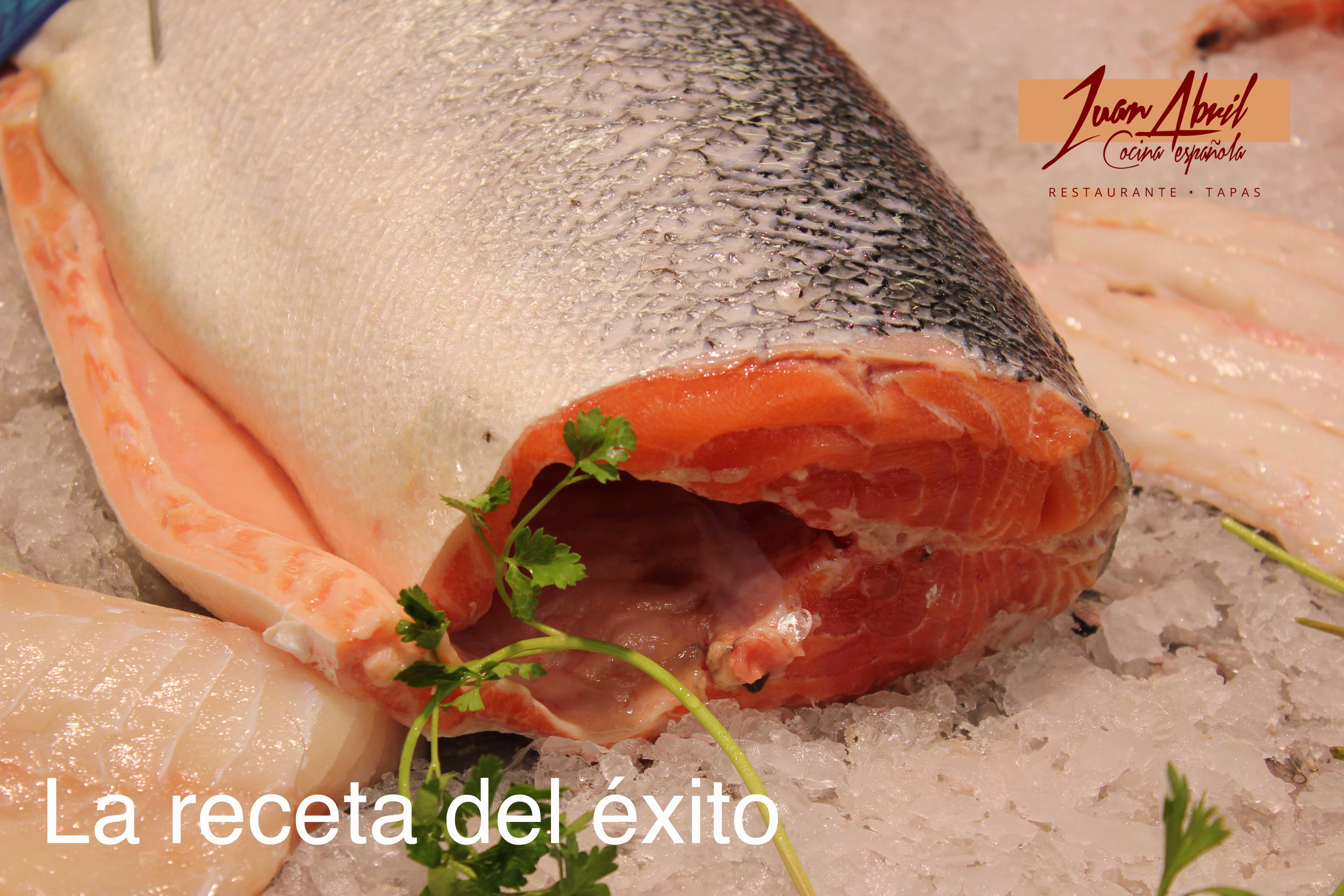 pescados Juan Abril altea